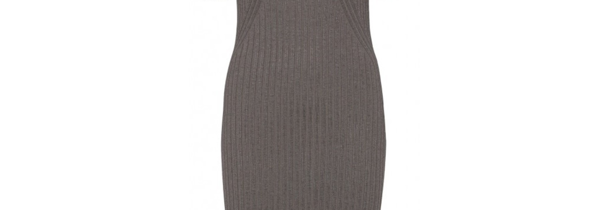 Karlina  Dress Taupe