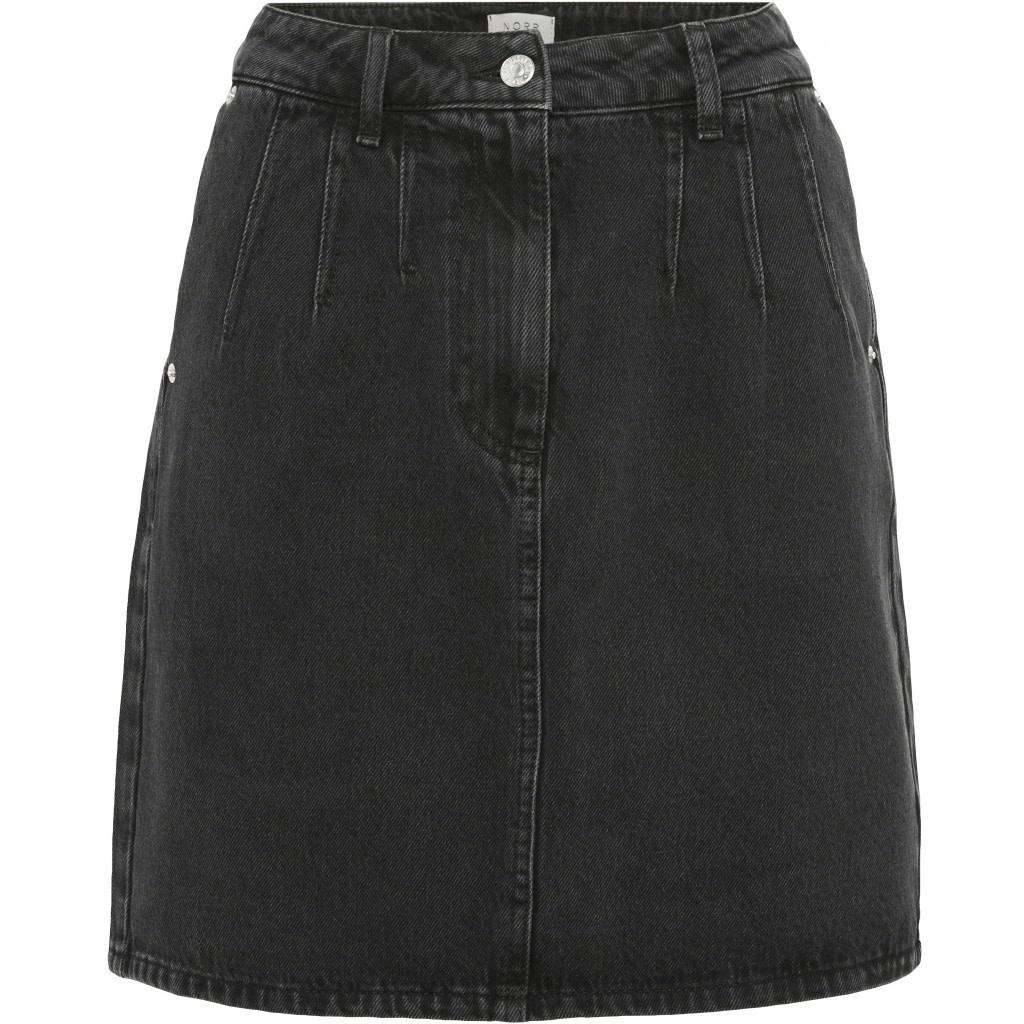 Kenzie Denim Skirt-1
