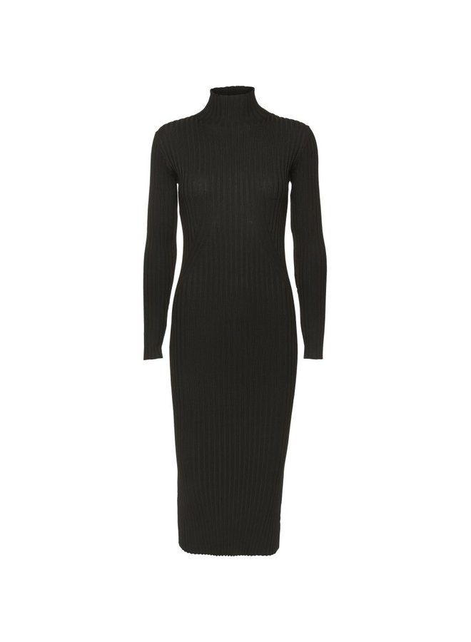 Karlina  Dress Black