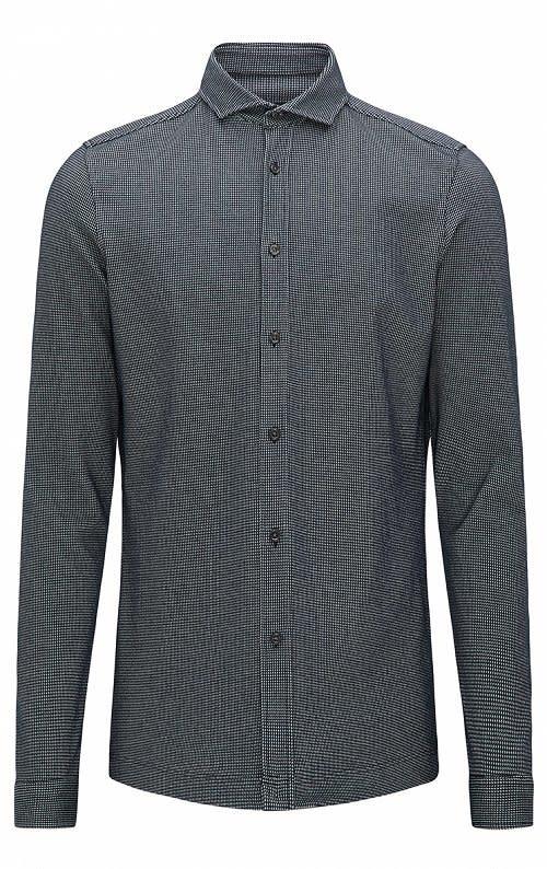 Solo shirt blue-1