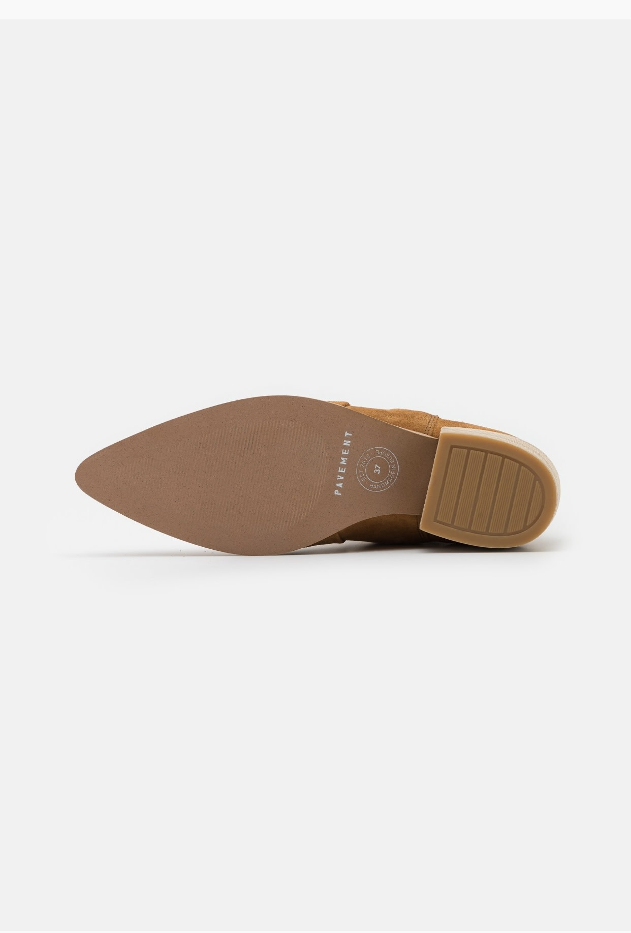 Boot Tan Suede-3