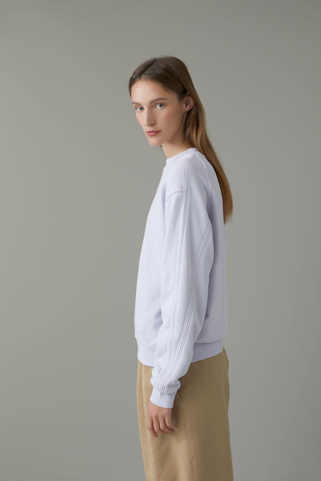 Sweater lavender-2