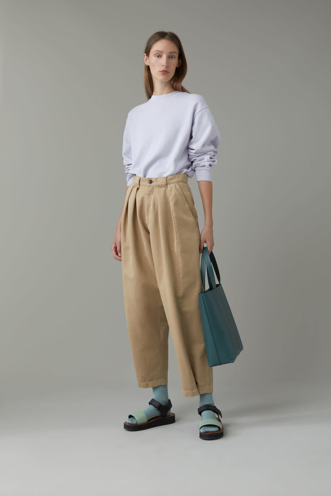 Sweater lavender-3