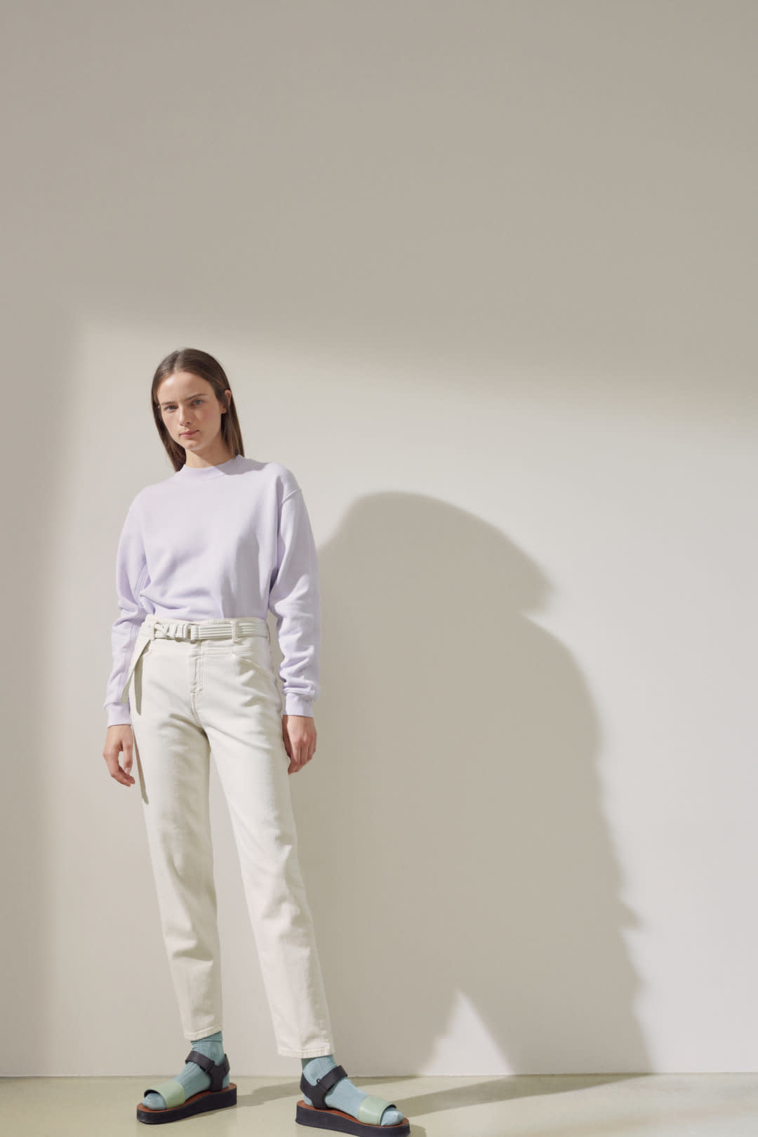 Sweater lavender-4