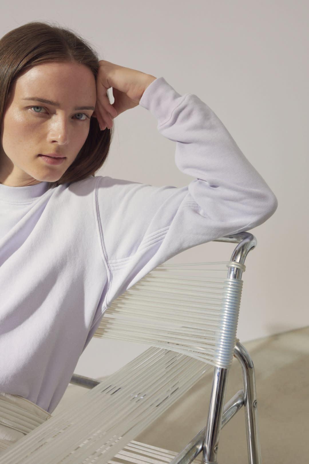 Sweater lavender-6