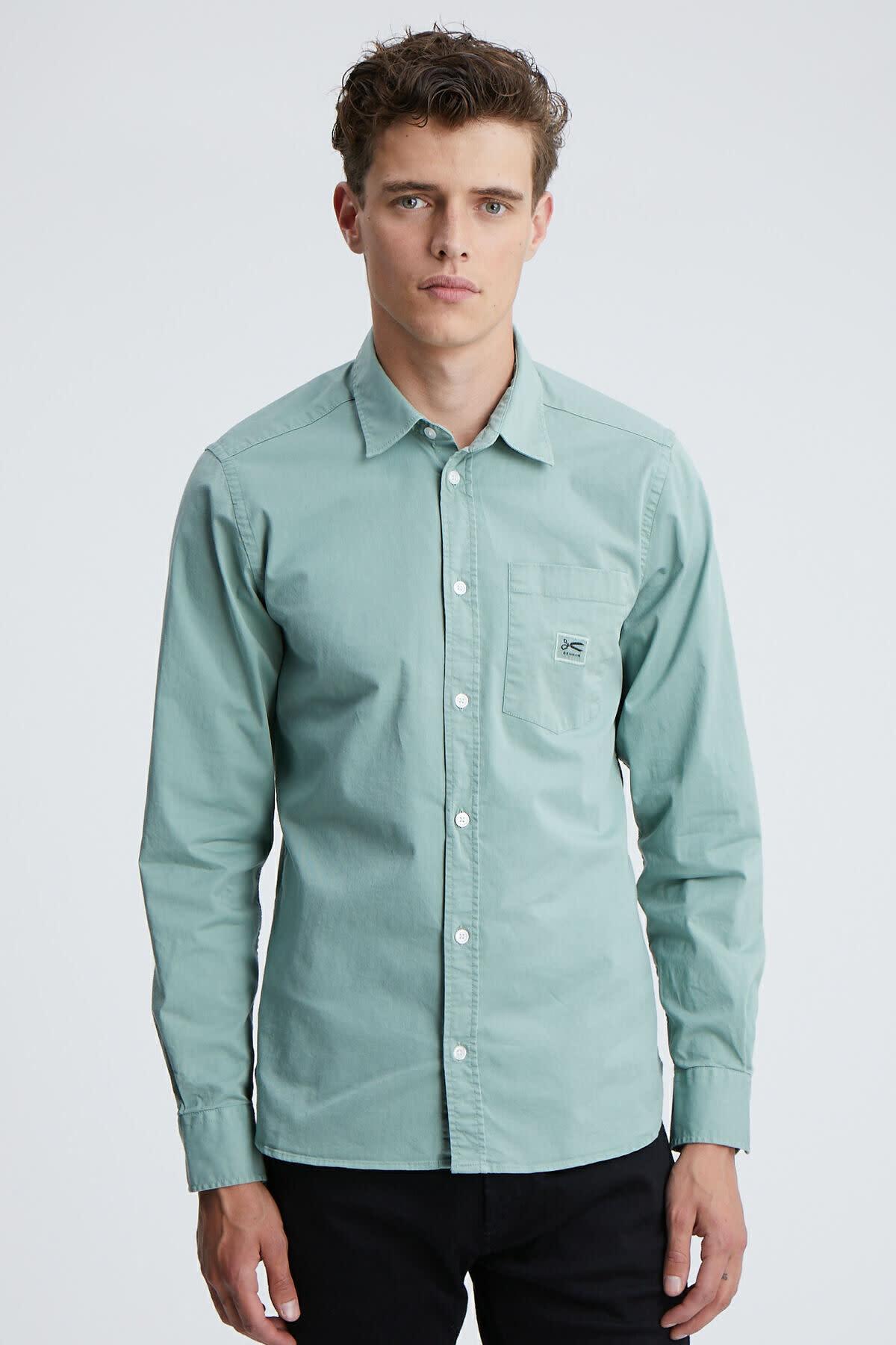 Harrison Pocket Shirt-1