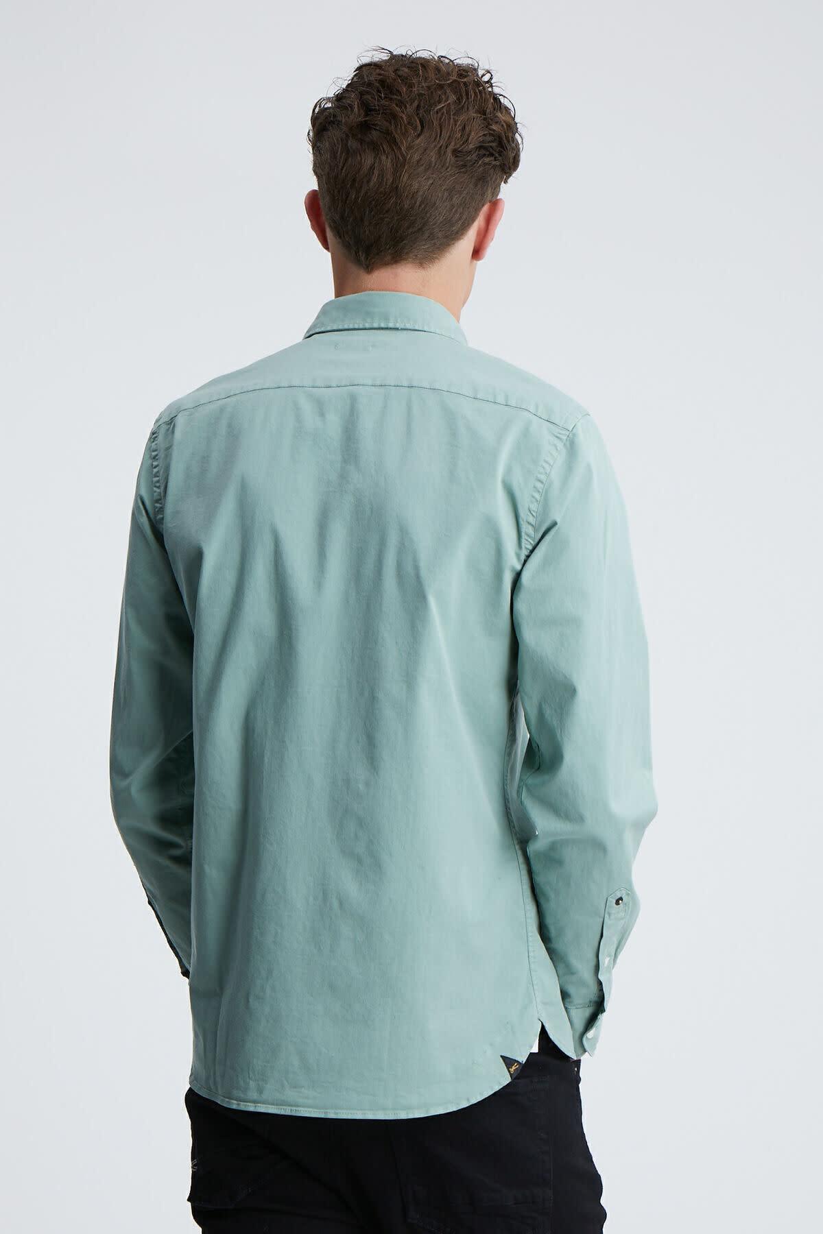 Harrison Pocket Shirt-3