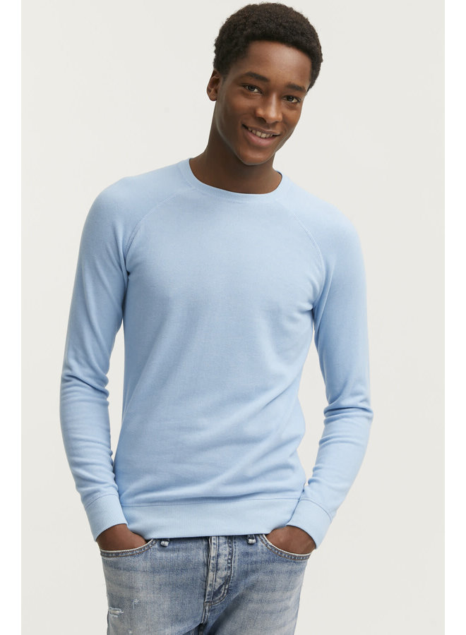 Sweater Raglan crew