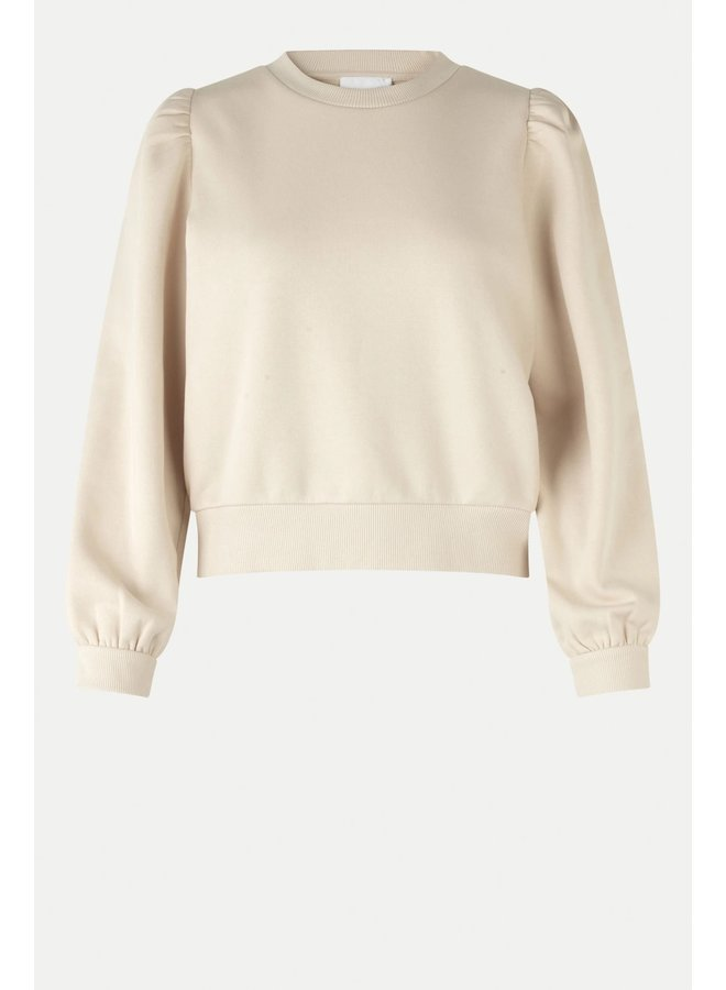 Carmella Sweater Croissant
