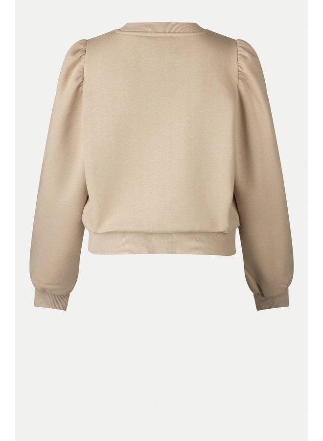 Carmella Sweater Cement