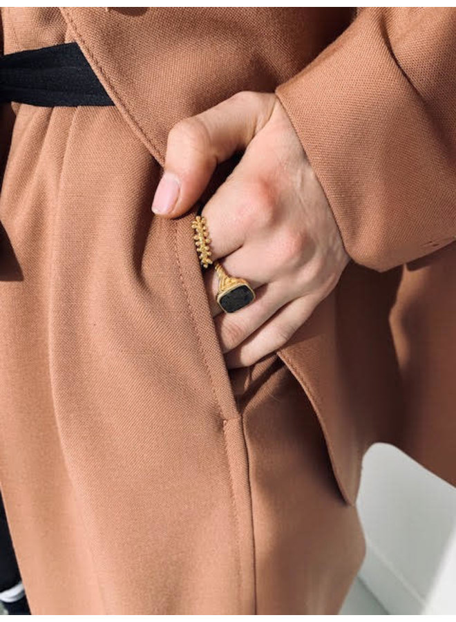 Delphine Ring Gold