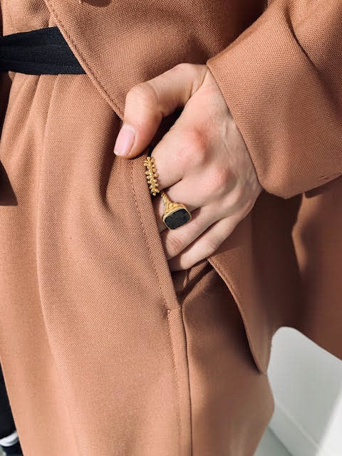 Delphine Ring Gold-3