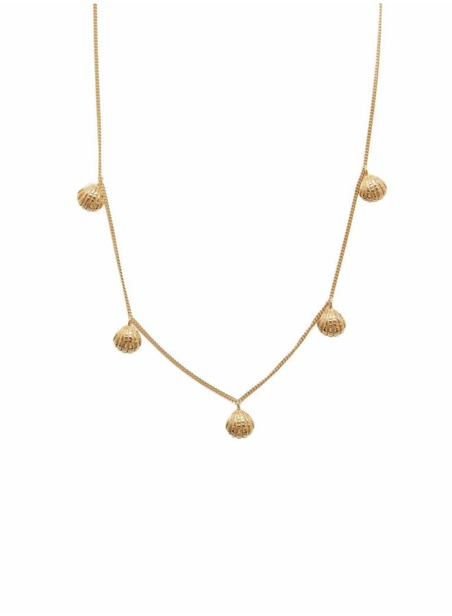 Charline necklace gold