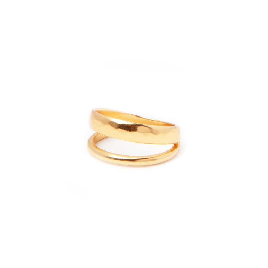 Cerise ring gold-1
