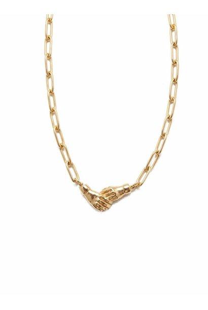 Ensemble necklace