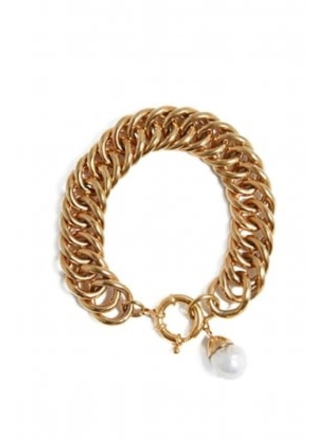 Eglise Bracelet without pearl