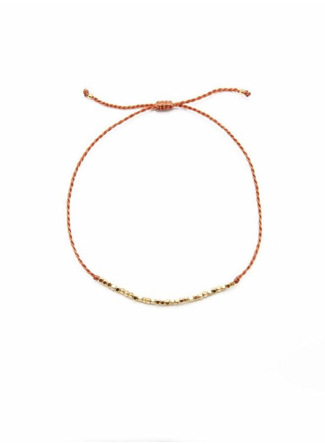 Flori beads Earthtone