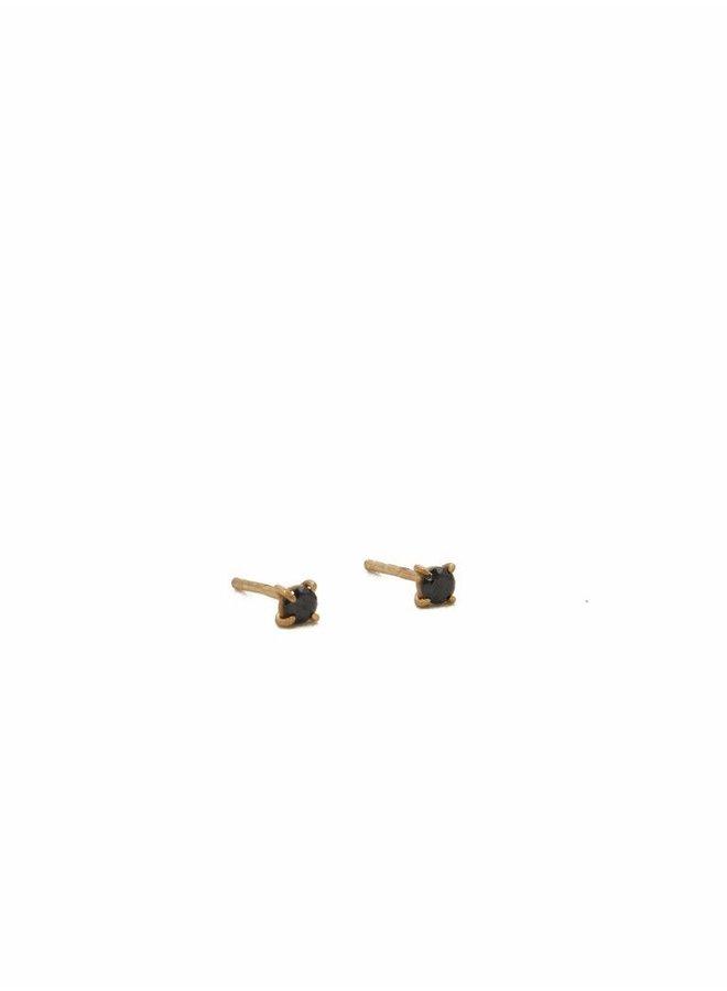 Pierre earrings (per stuk!)