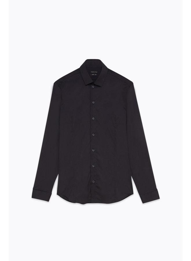 Uni shirt 5C0055 Nero