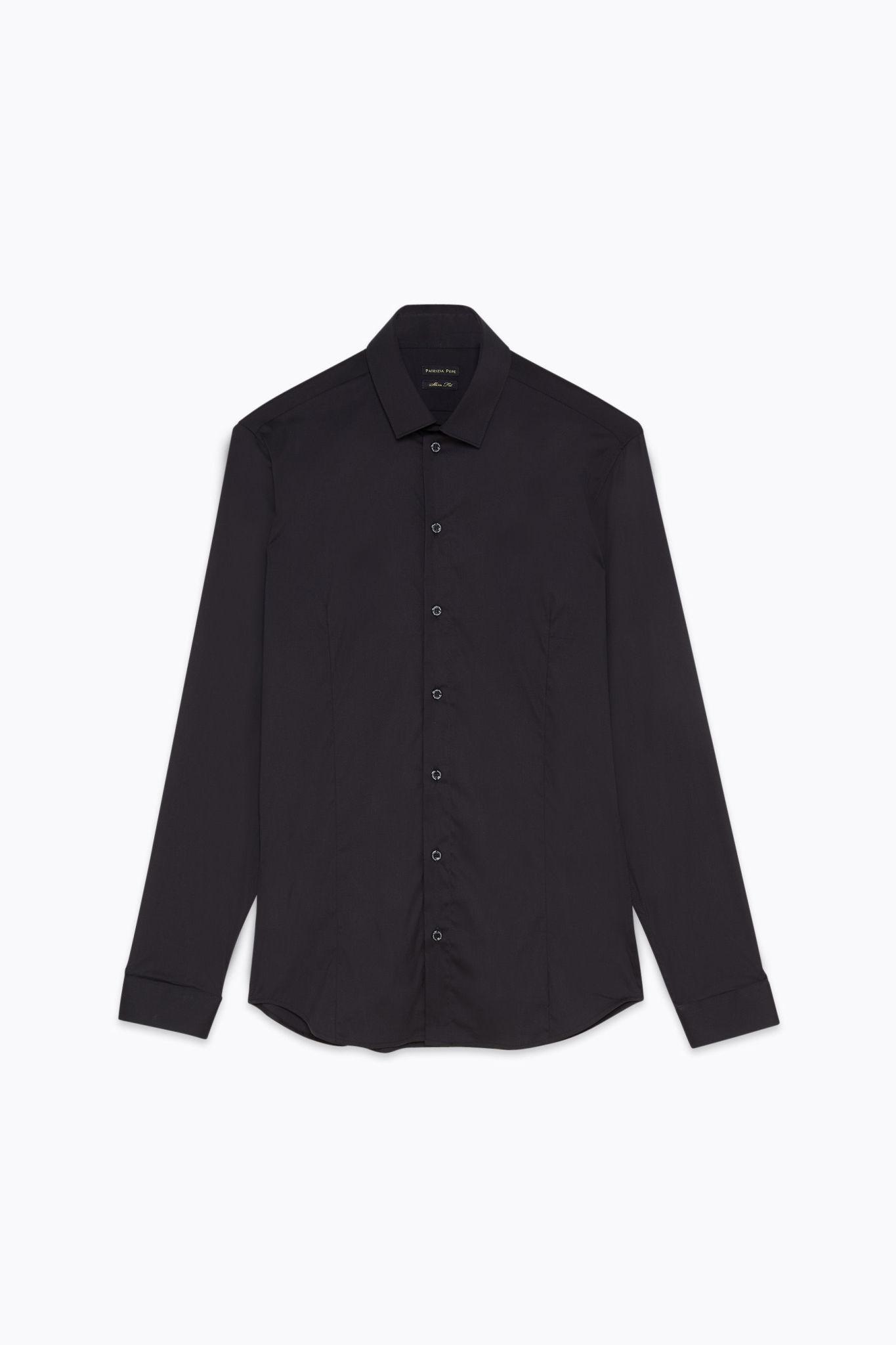Uni shirt 5C0055 Nero-1