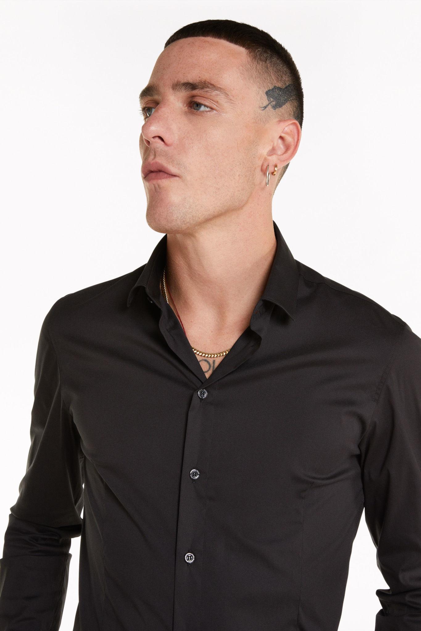 Uni shirt 5C0055 Nero-2