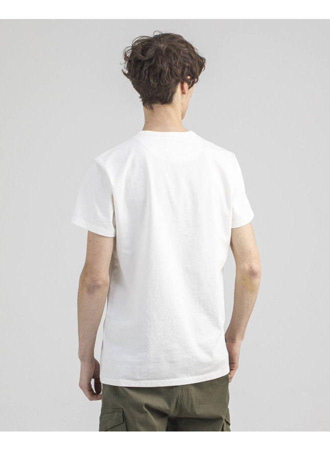 Army Tee s/s off white