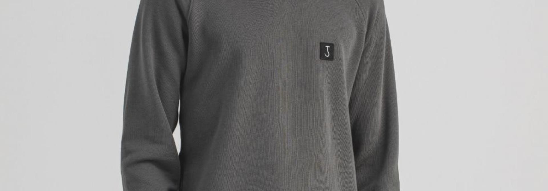 Classic Raglan Sweat Nardo Grey