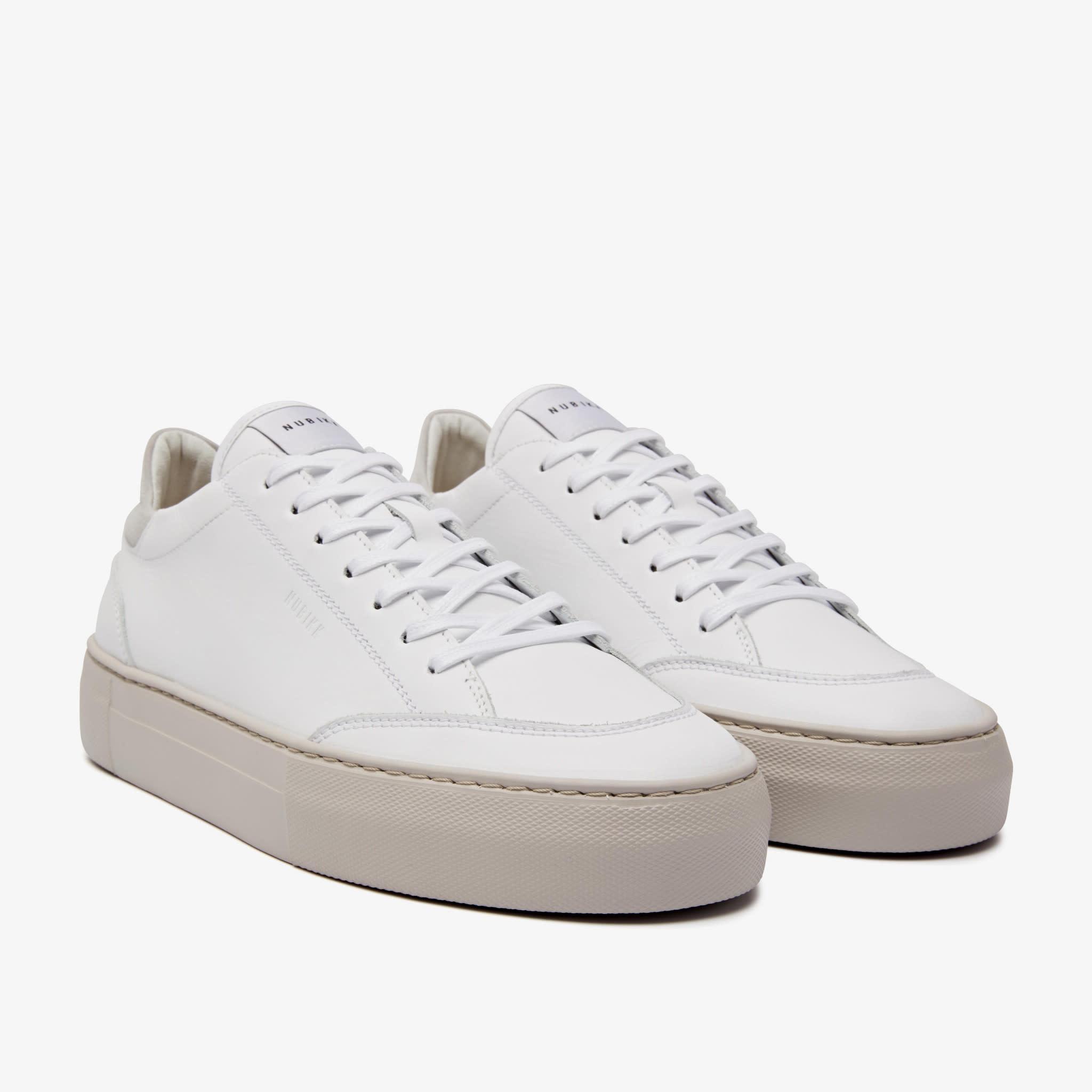 Jagger Tora white Leather Multicolor-3