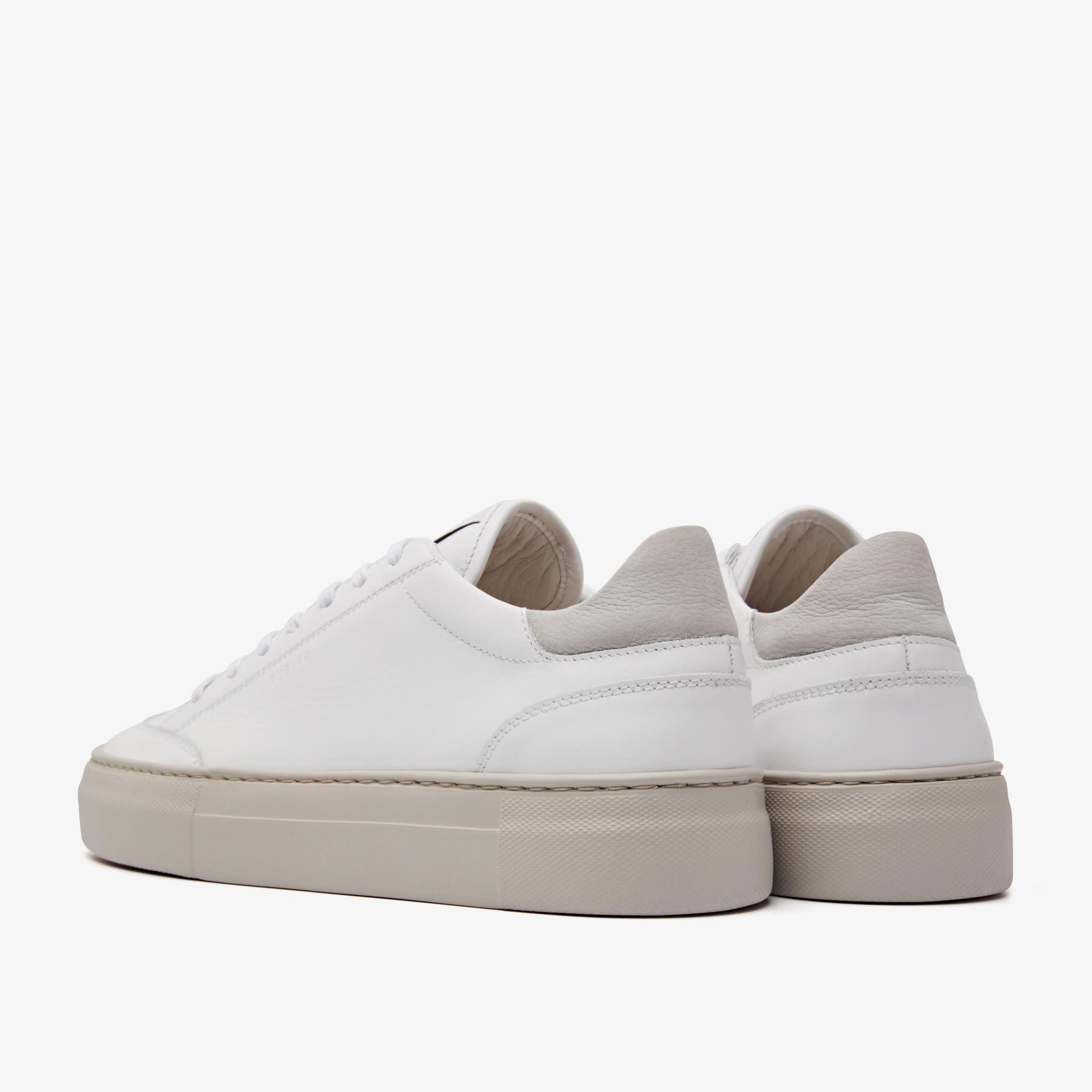 Jagger Tora white Leather Multicolor-6
