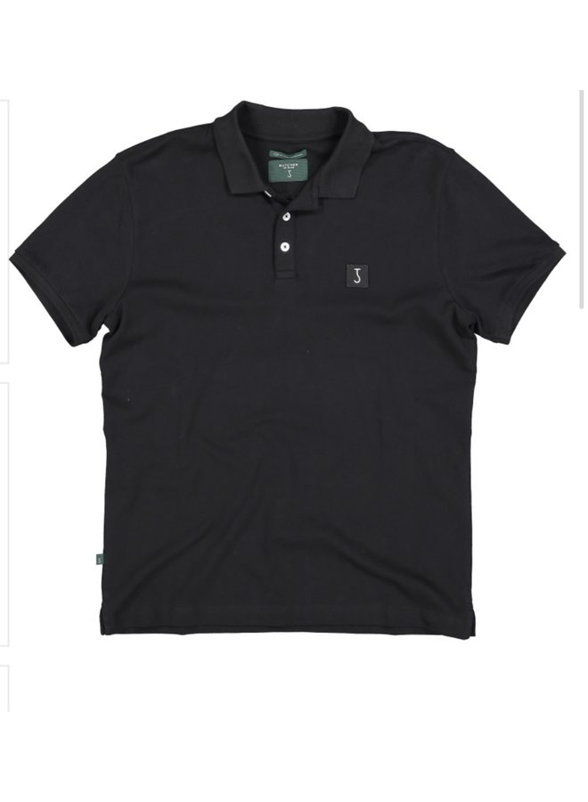 Classic Comfort Polo  OFF Black