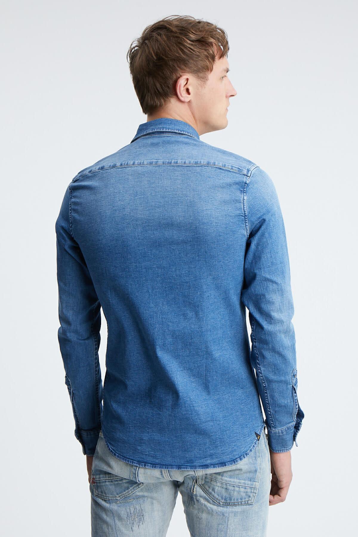 Charly Denim Shirt-2