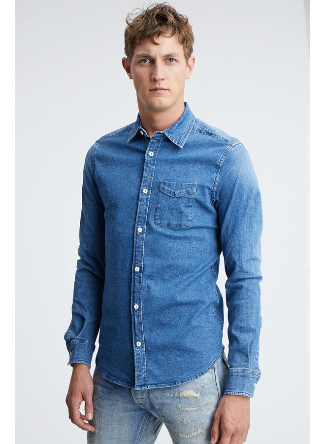 Charly Denim Shirt