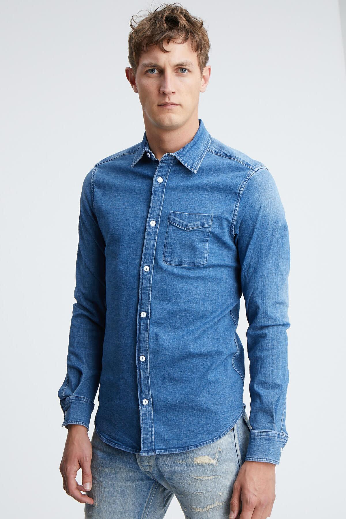 Charly Denim Shirt-1