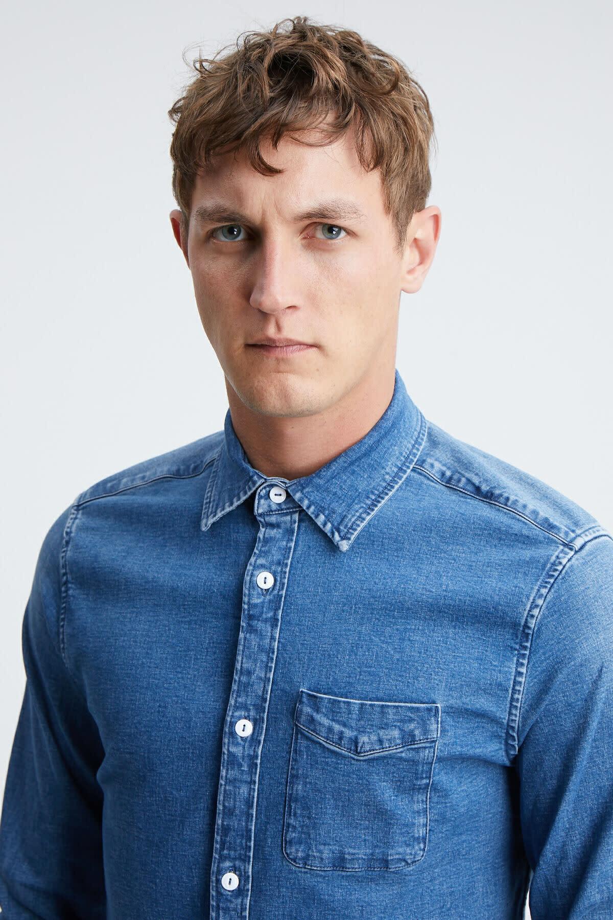 Charly Denim Shirt-3