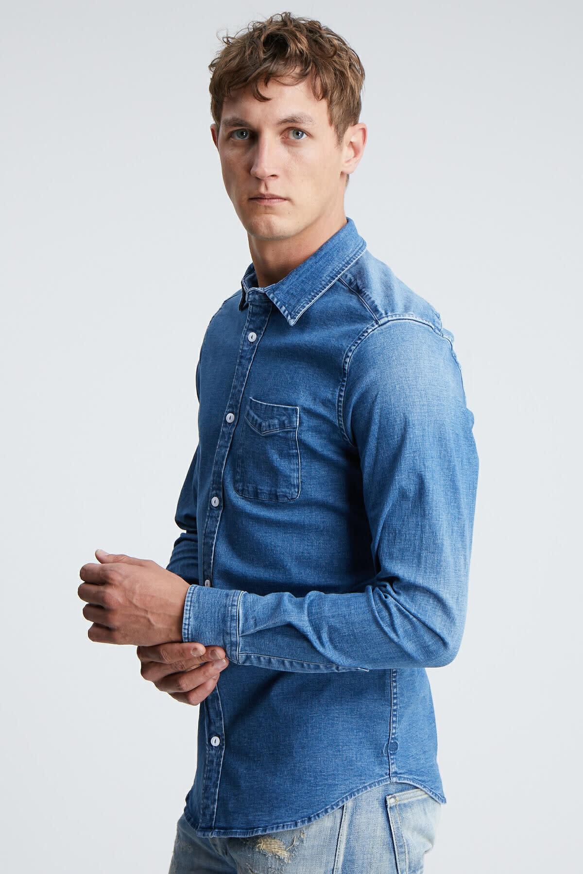 Charly Denim Shirt-5