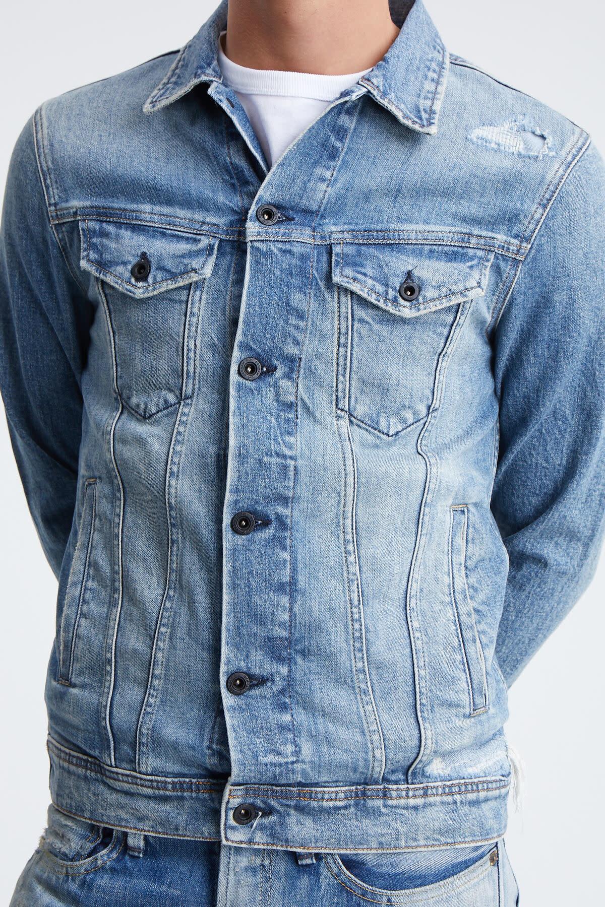 Amsterdam pocket denim jacket-6