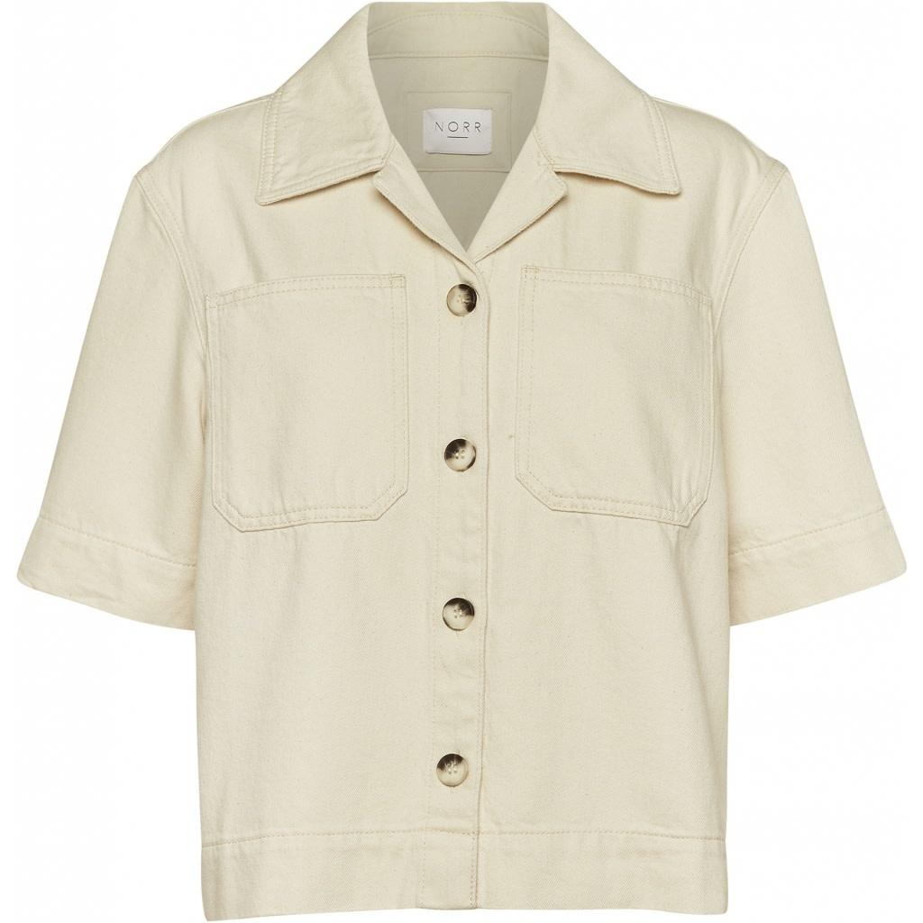 Talon denim shirt-1
