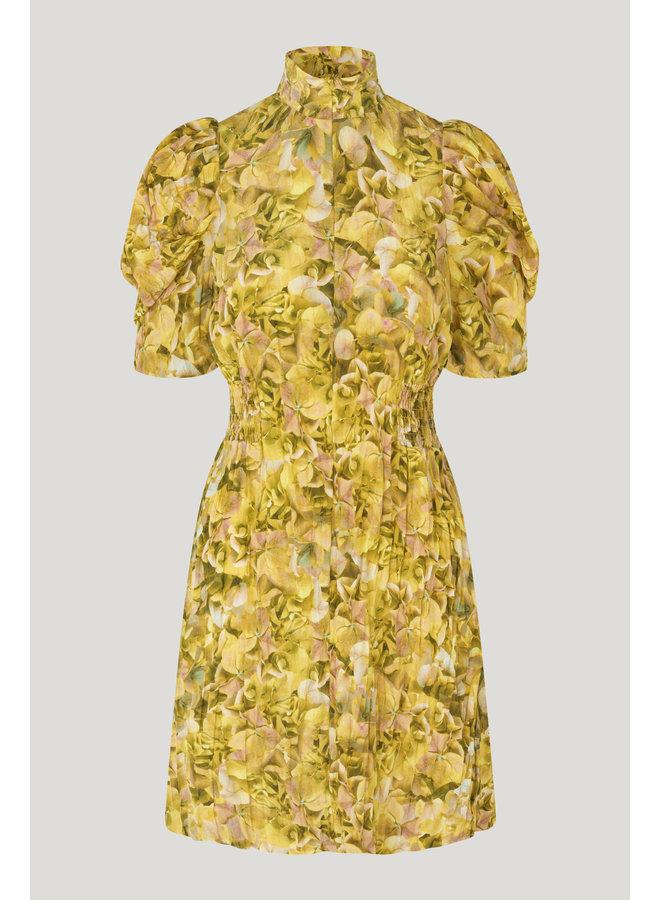 Avany Dress Yellow