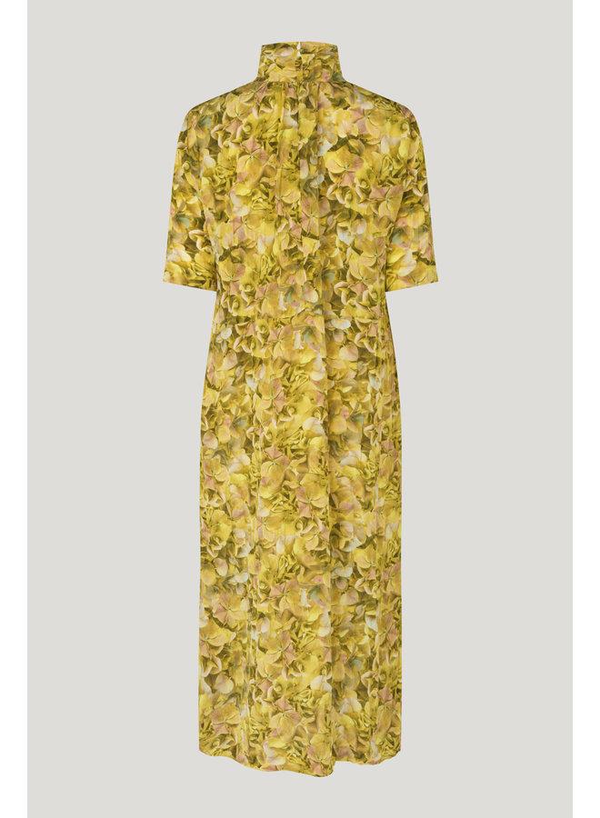 Angie Dress Yellow
