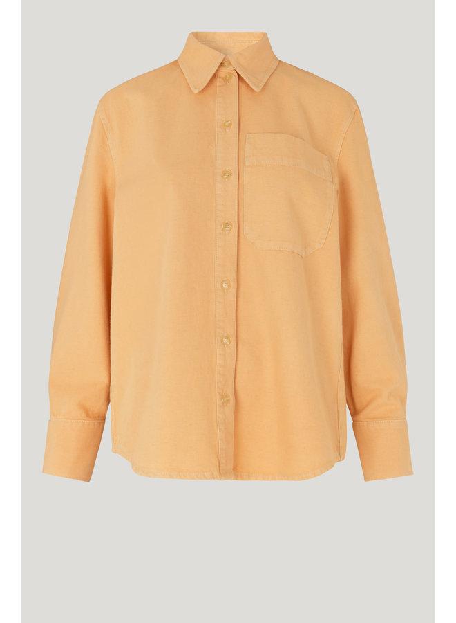 Mahin Overshirt Apricot