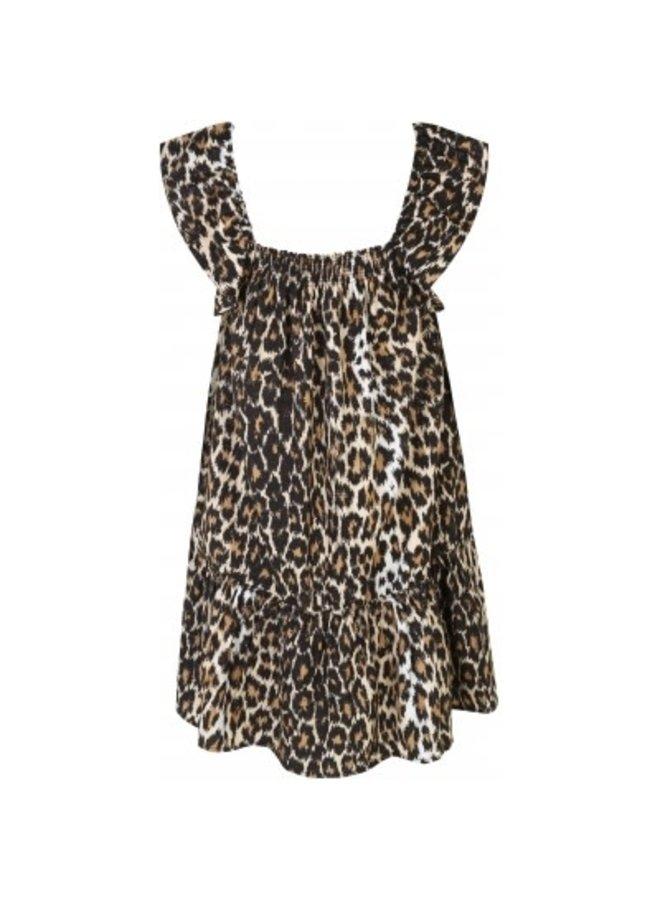 Tassie  Dress Leopard