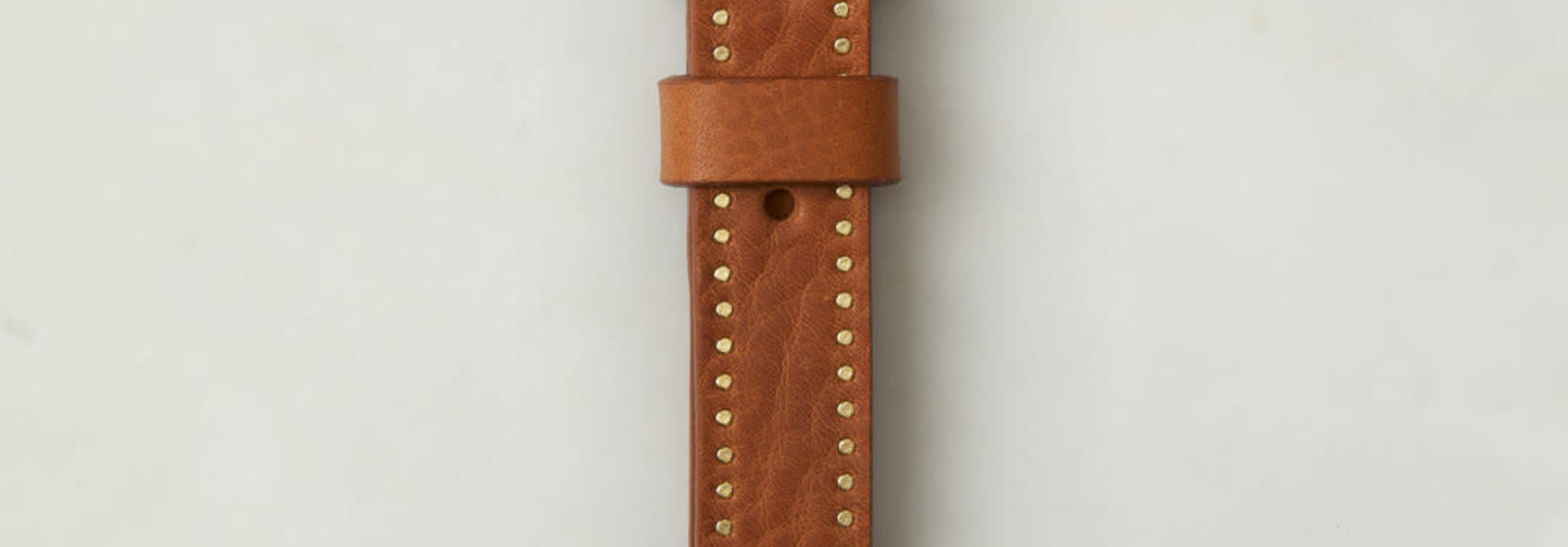 Belt caramel C90218