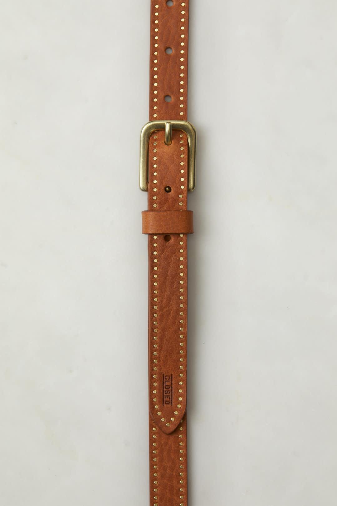 Belt caramel C90218-1