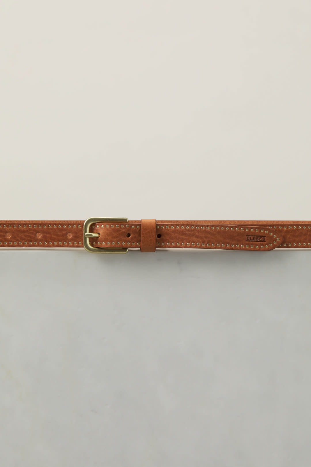 Belt caramel C90218-3