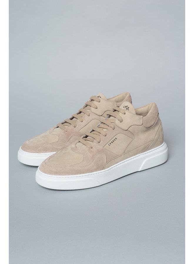 CPH111M Nubuck nature Half Top Sneaker