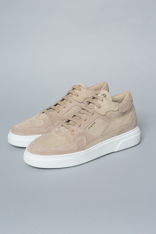 CPH111M Nubuck nature Half Top Sneaker-2