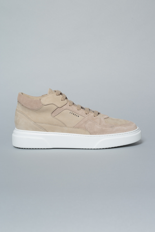 CPH111M Nubuck nature Half Top Sneaker-3