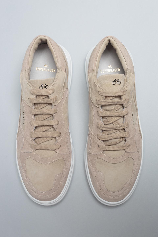 CPH111M Nubuck nature Half Top Sneaker-4