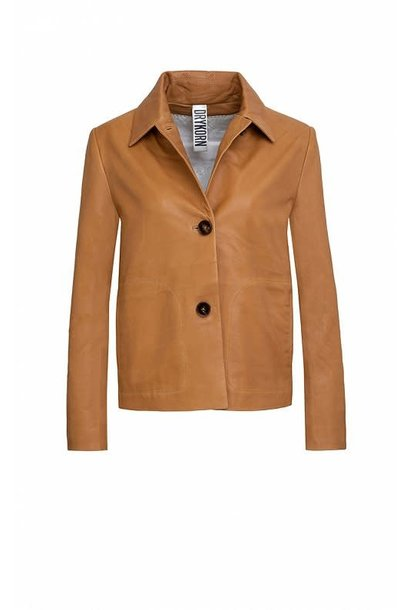 Barbican Leather Jackey