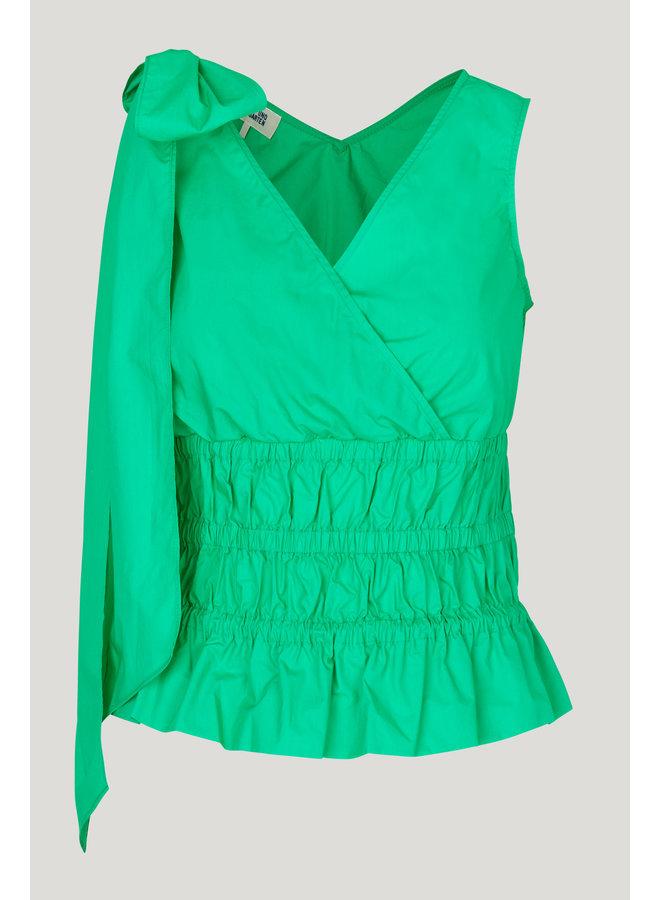 Mich top gumdrop green